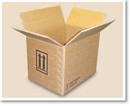 Cardboard boxes, Corrugated packaging and Cardboard cases